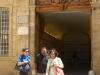 Visite du musée des Tapisseries avec Mme Michèle Jones