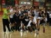 Equipe Tübingen remise de la coupe