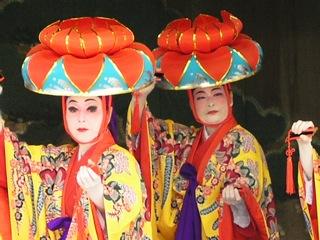 Danses japonaises