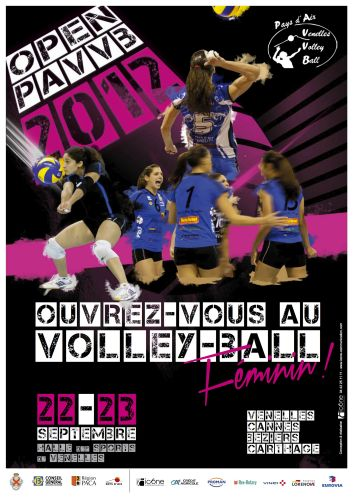 Tournoi Volley Venelles Carthage