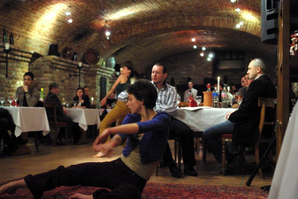 2013-03_Pecs_Semaine de la Francophonie_Restaurant