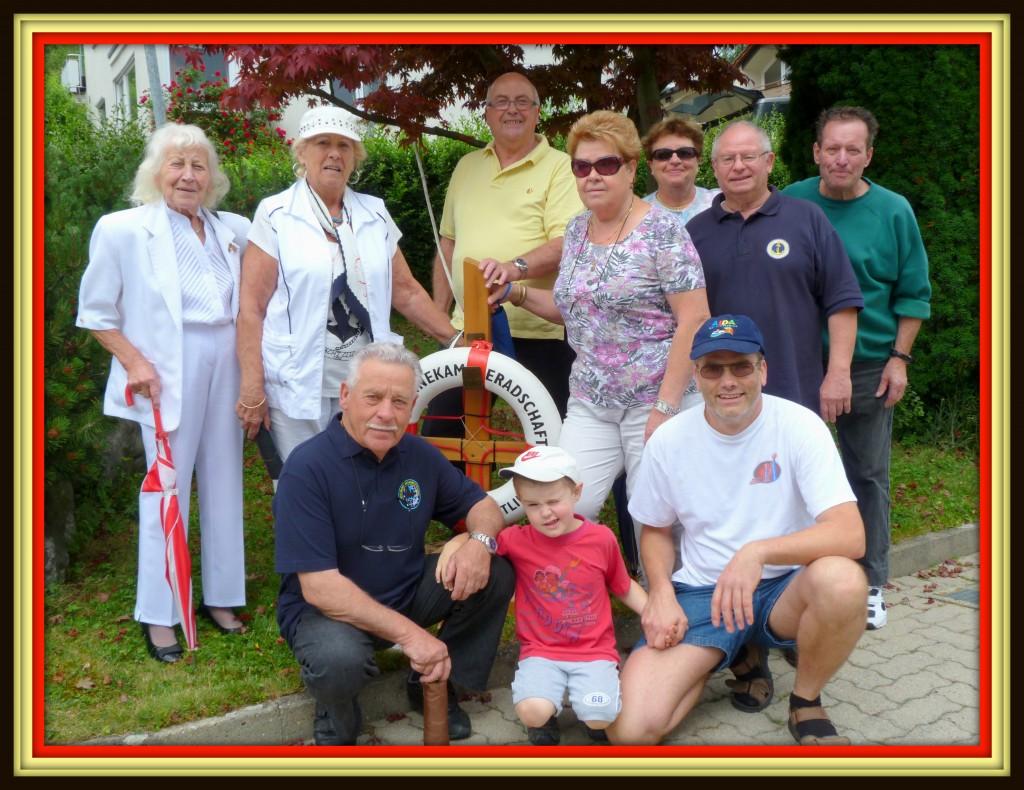 Visite en Allemagne chez les Marins du 21 au 24 Juin 2013