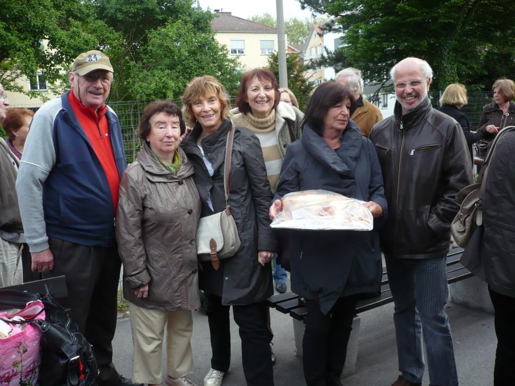 rencontre seniors Aix - Tübigen