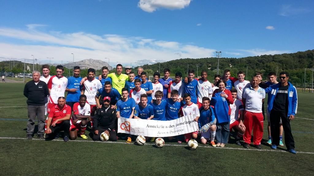 tournoi foot AUC