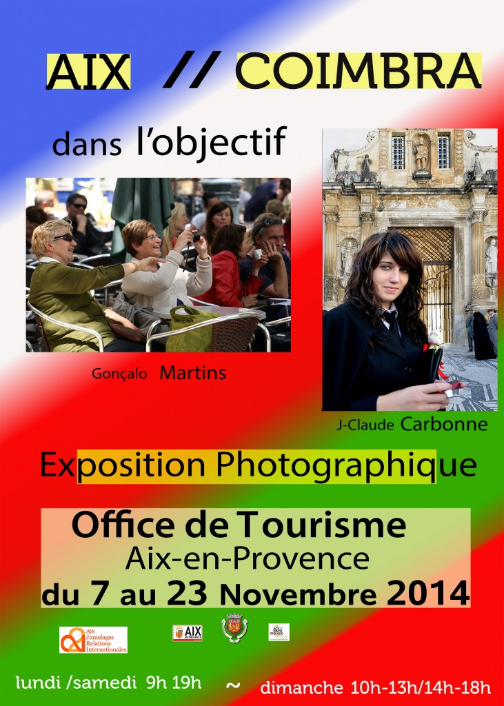 Affiche expo photos