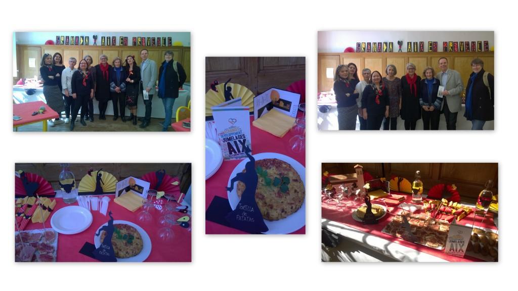 Journée Espagne_lycée Célony