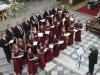 accueil choristes de Pécs 2014