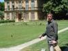 visite du pavillon Vendôme avec Michael