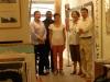 Accueil de Robert et Arlene Washington et de Mr Michael Feighan également membre du bureau de IVC venu a Nice pour affaires.