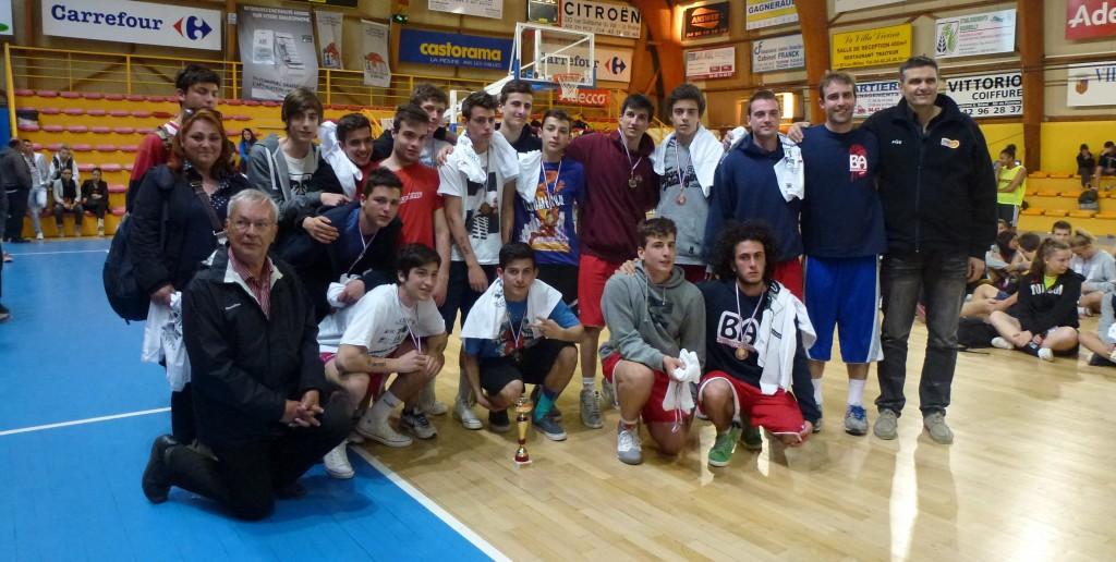Basket Equipe Perugia