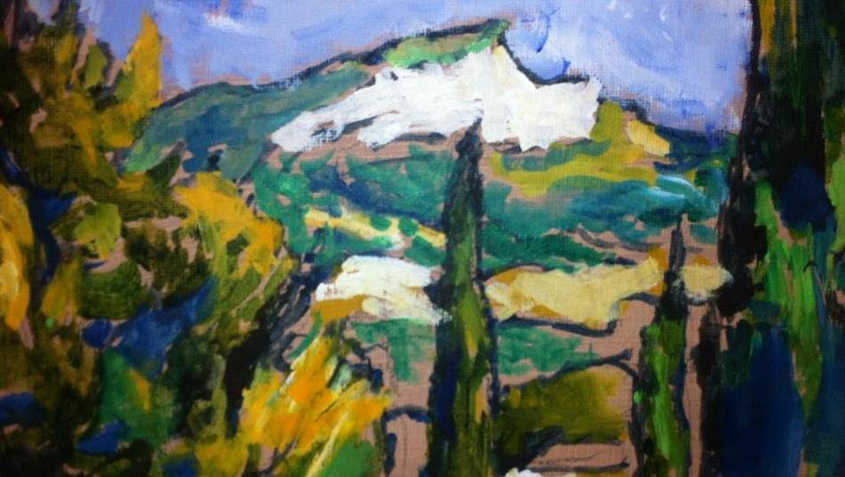 peinture John Goosch