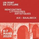 Pont de Culture_Affiche